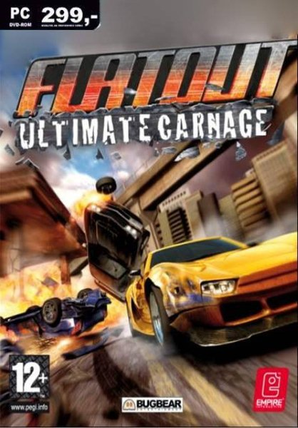 Juegos PC - FlatOut Ultimate Carnage